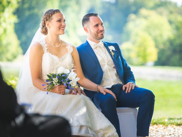 Le mariage de Jeremie et Florence à Châbons, Isère 27