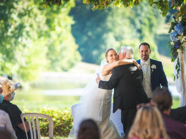 Le mariage de Jeremie et Florence à Châbons, Isère 28