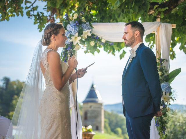 Le mariage de Jeremie et Florence à Châbons, Isère 29