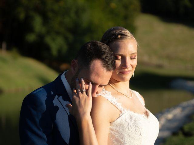 Le mariage de Jeremie et Florence à Châbons, Isère 38
