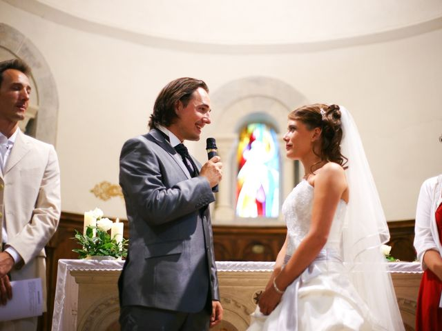 Le mariage de Virginie et Cyril