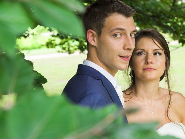 Le mariage de Nicolas et Joanna à Eckwersheim, Bas Rhin 7