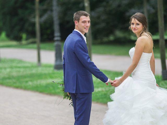 Le mariage de Nicolas et Joanna à Eckwersheim, Bas Rhin 8