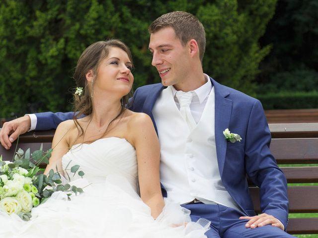 Le mariage de Nicolas et Joanna à Eckwersheim, Bas Rhin 9
