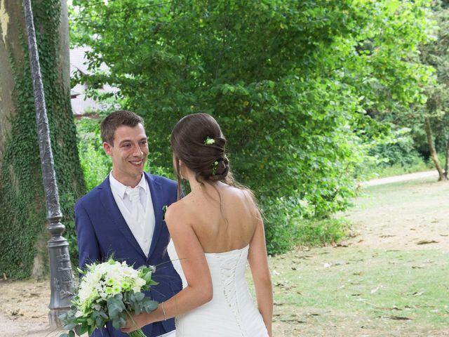 Le mariage de Nicolas et Joanna à Eckwersheim, Bas Rhin 10