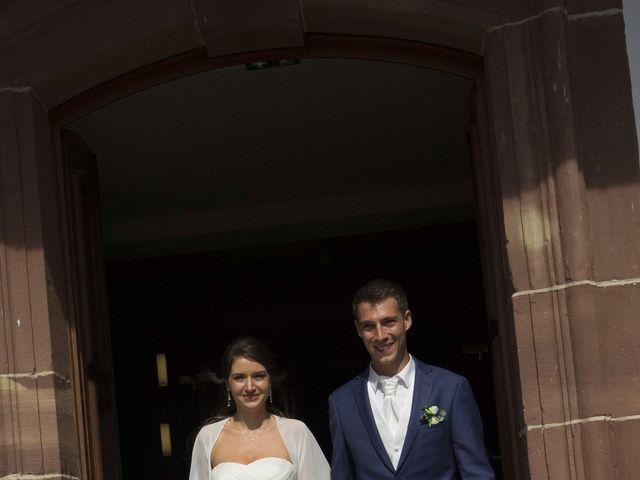 Le mariage de Nicolas et Joanna à Eckwersheim, Bas Rhin 11