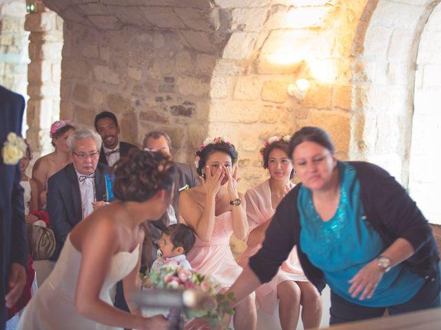 Le mariage de Akim et Tuyet-Linh à Montpellier, Hérault 27