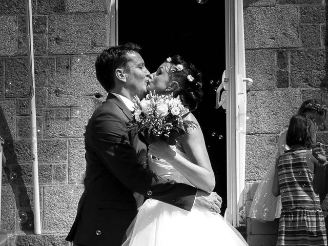 Le mariage de Michaël et Mélanie à Sens-de-Bretagne, Ille et Vilaine 9