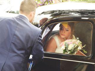Le mariage de Cindy et Benoit 1
