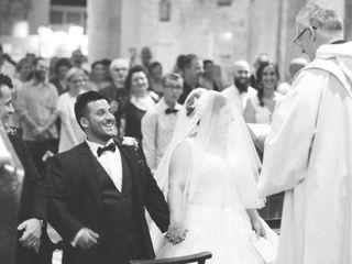 Le mariage de Cindy et Benoit