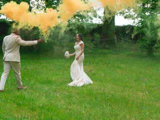 Le mariage de Nadia et Jean 1