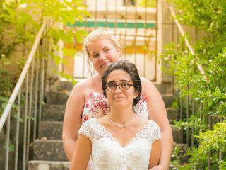 Le mariage de Nadege et Marie Line