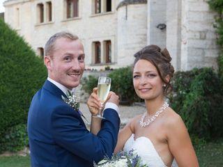 Le mariage de Tiffanie et Guillaume 1