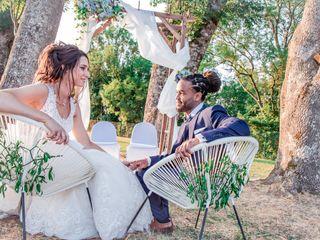 Le mariage de Vanessa et Dimitri
