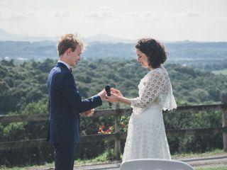 Le mariage de Candela et Raphaël