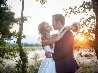 Le mariage de Jennifer et Alban