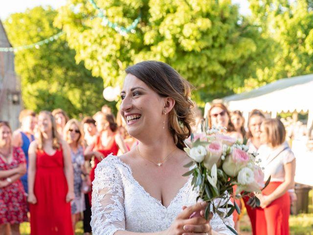 Le mariage de Bastien et Céline à Sainte-Eulalie-de-Cernon, Aveyron 7