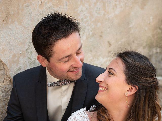 Le mariage de Bastien et Céline à Sainte-Eulalie-de-Cernon, Aveyron 27