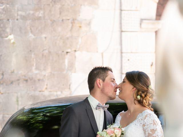 Le mariage de Bastien et Céline à Sainte-Eulalie-de-Cernon, Aveyron 28