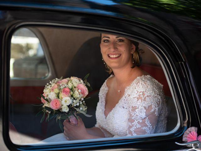 Le mariage de Bastien et Céline à Sainte-Eulalie-de-Cernon, Aveyron 34