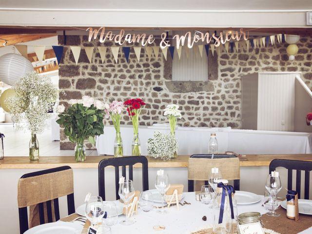 Le mariage de Thomas  et Sonia  à Beauzac, Haute-Loire 5