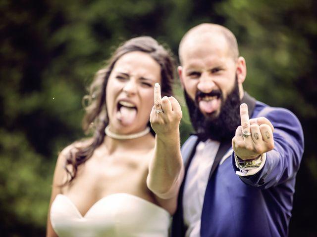 Le mariage de Thomas  et Sonia  à Beauzac, Haute-Loire 7