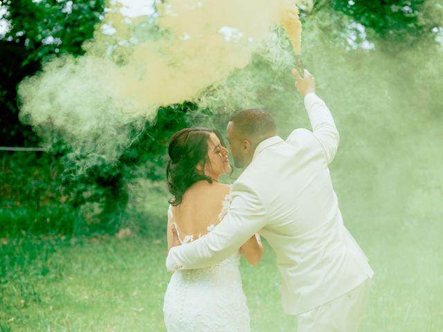 Le mariage de Jean et Nadia à Nogent-sur-Marne, Val-de-Marne 20