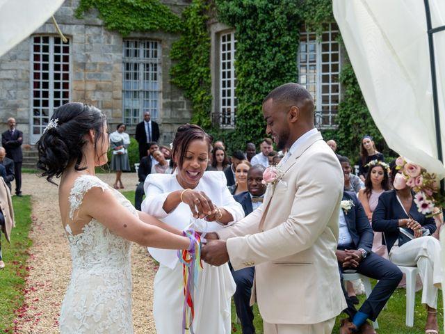 Le mariage de Jean et Nadia à Nogent-sur-Marne, Val-de-Marne 26