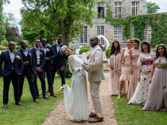 Le mariage de Jean et Nadia à Nogent-sur-Marne, Val-de-Marne 32