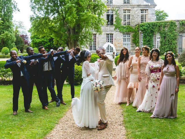 Le mariage de Jean et Nadia à Nogent-sur-Marne, Val-de-Marne 33