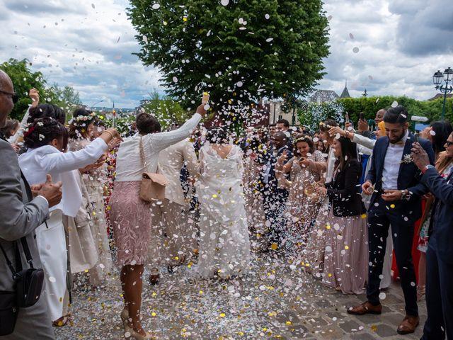 Le mariage de Jean et Nadia à Nogent-sur-Marne, Val-de-Marne 39