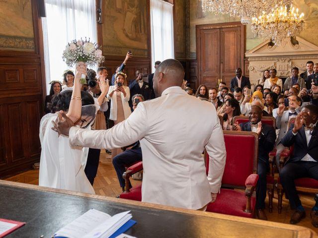 Le mariage de Jean et Nadia à Nogent-sur-Marne, Val-de-Marne 40