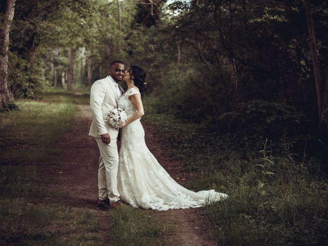 Le mariage de Jean et Nadia à Nogent-sur-Marne, Val-de-Marne 1