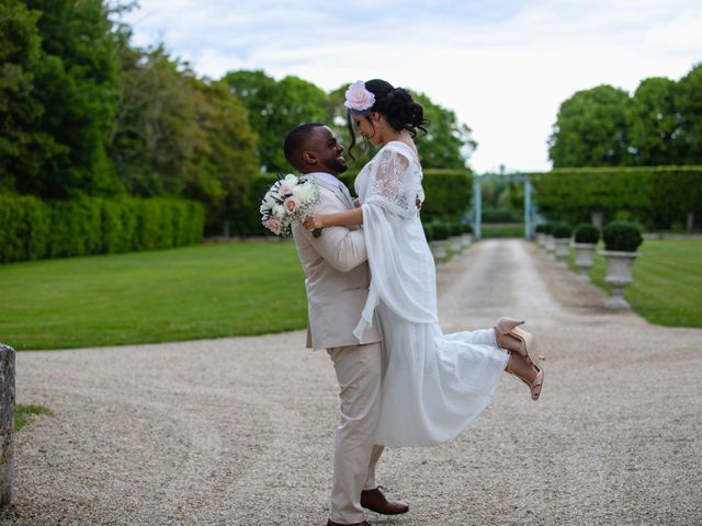 Le mariage de Jean et Nadia à Nogent-sur-Marne, Val-de-Marne 58