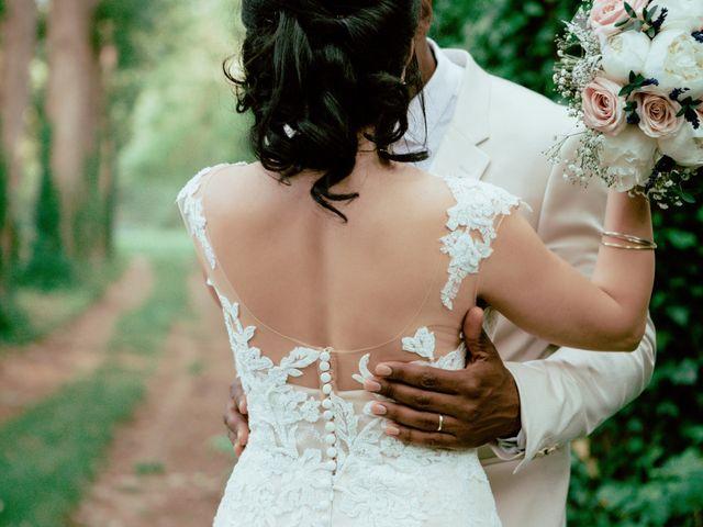 Le mariage de Jean et Nadia à Nogent-sur-Marne, Val-de-Marne 2