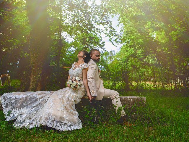 Le mariage de Nadia et Jean