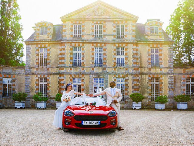 Le mariage de Jean et Nadia à Nogent-sur-Marne, Val-de-Marne 64
