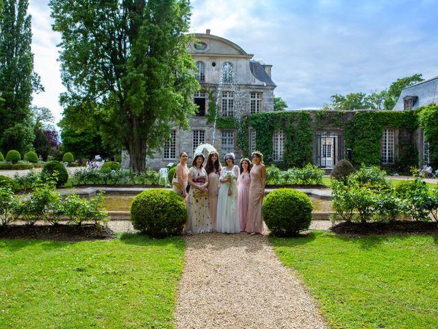 Le mariage de Jean et Nadia à Nogent-sur-Marne, Val-de-Marne 66