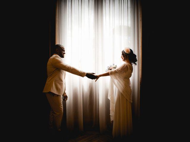 Le mariage de Jean et Nadia à Nogent-sur-Marne, Val-de-Marne 71