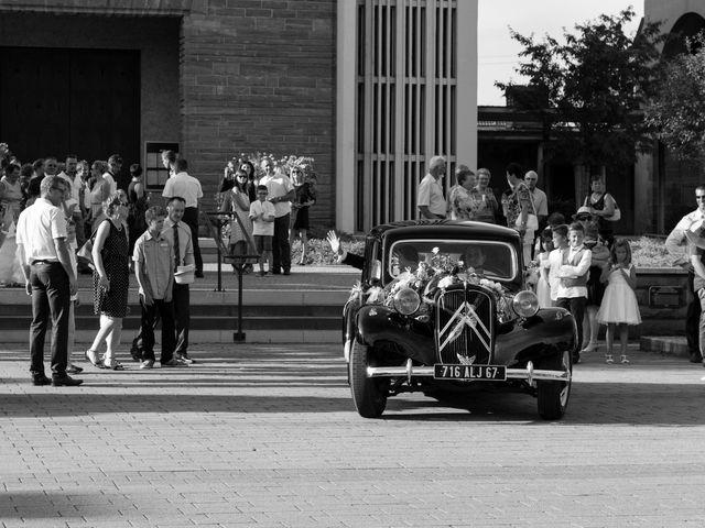 Le mariage de Patrick et Estelle à Duttlenheim, Bas Rhin 28