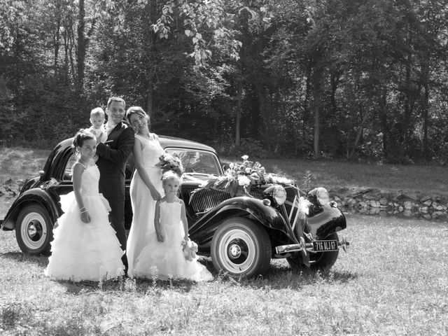 Le mariage de Patrick et Estelle à Duttlenheim, Bas Rhin 9