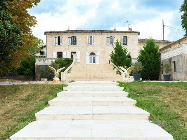 Le mariage de Marie Line et Nadege à Saint-Quentin-de-Baron, Gironde 3