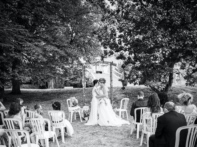 Le mariage de Marie Line et Nadege à Saint-Quentin-de-Baron, Gironde 7