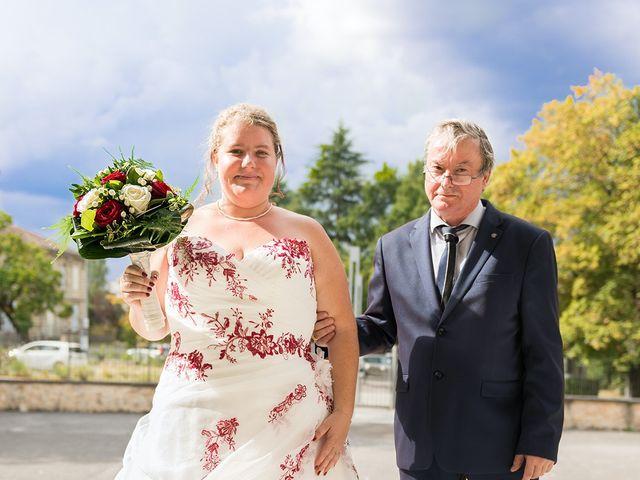Le mariage de Marie Line et Nadege à Saint-Quentin-de-Baron, Gironde 18