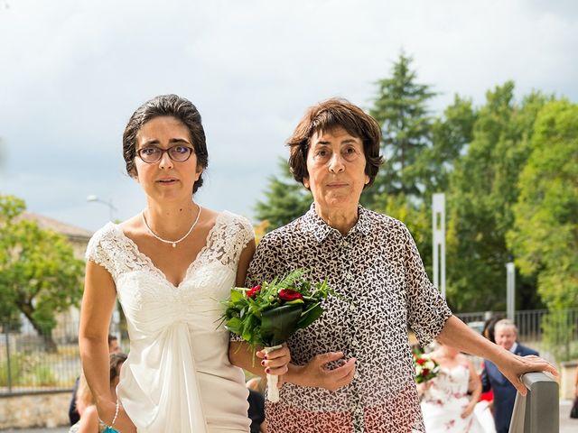 Le mariage de Marie Line et Nadege à Saint-Quentin-de-Baron, Gironde 19