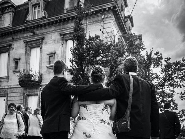 Le mariage de Marie Line et Nadege à Saint-Quentin-de-Baron, Gironde 20