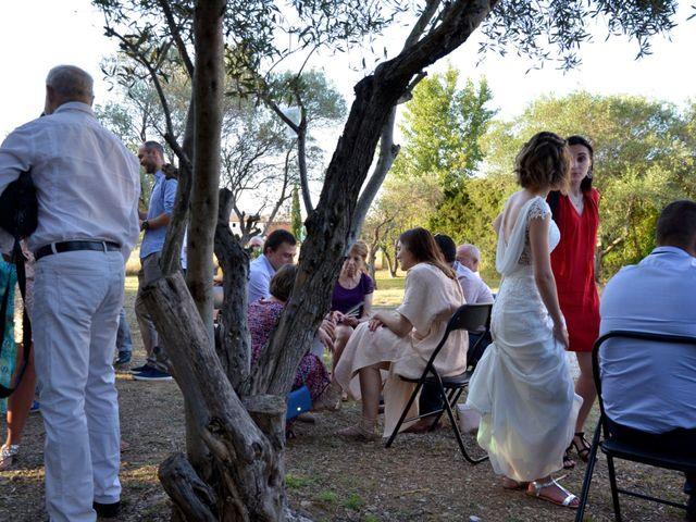 Le mariage de Nicolas et Morgane à Gignac, Hérault 13