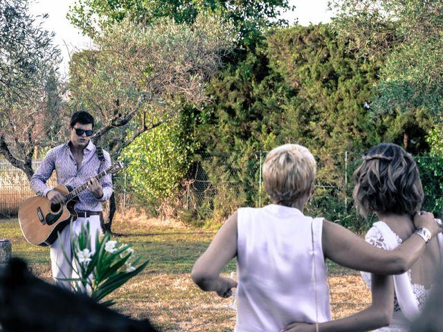 Le mariage de Nicolas et Morgane à Gignac, Hérault 14