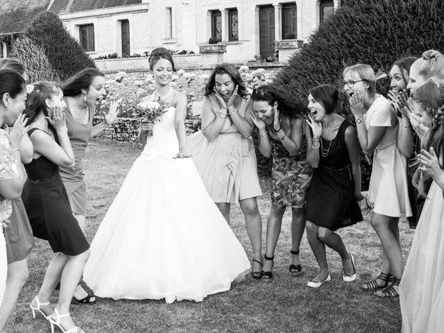 Le mariage de Guillaume et Tiffanie à Reilly, Oise 11