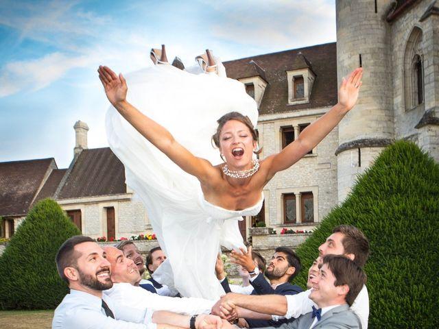 Le mariage de Guillaume et Tiffanie à Reilly, Oise 14